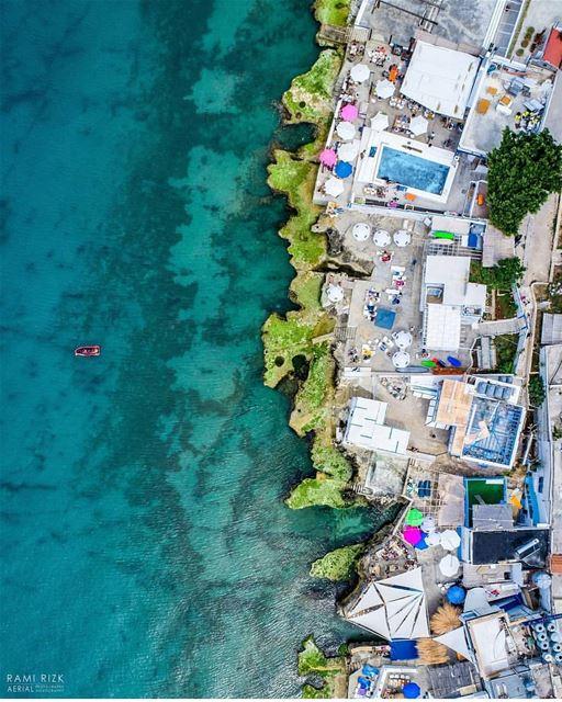Little Greece By @rami_rizk89--------------------------------------------- (Ta7T El Ri7)