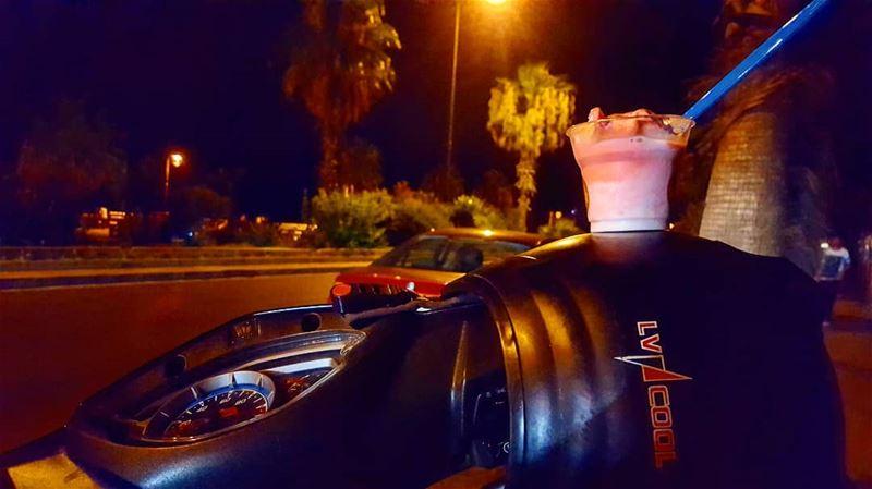 001 🆗️ icecream ice moto motors beirut lebanon motorcycle lindy ... (Ain El Mreisse, Beyrouth, Lebanon)