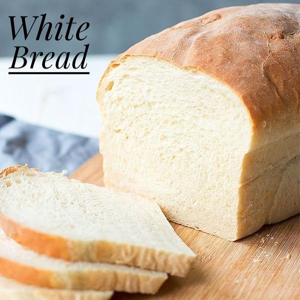 (На русском ⬇️)✅ WHITE BREADWhite bread is low in essential nutrients,... (Jall Ed Dîb, Mont-Liban, Lebanon)