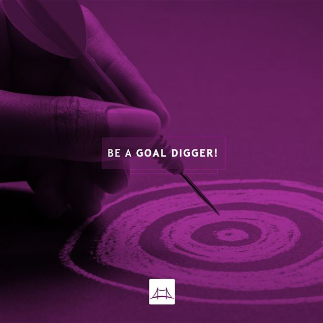 Set your goals and work on completing them!IWConnected is here for you....