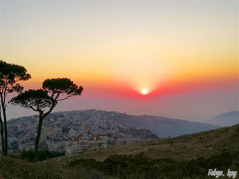 🔸BHAMDOUN 🌄🌇 LEBANON 🔸_______________________________________... (Bhamdoûn, Mont-Liban, Lebanon)