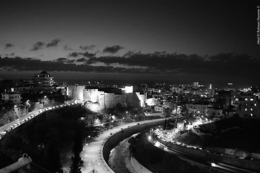Tripoli in black & white LiveLoveTripoli TripoliLB artofvisuals ... (Tripoli, Lebanon)