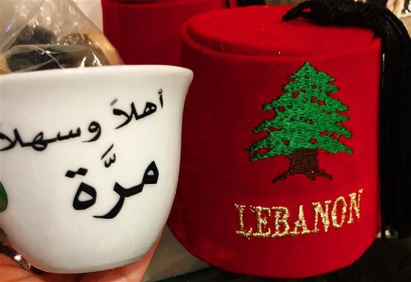 لو مرة بتضلك حلوة... ramramcoffee turkishcoffee kahve kahvekeyfi ... (Beit Chléla, Liban-Nord, Lebanon)