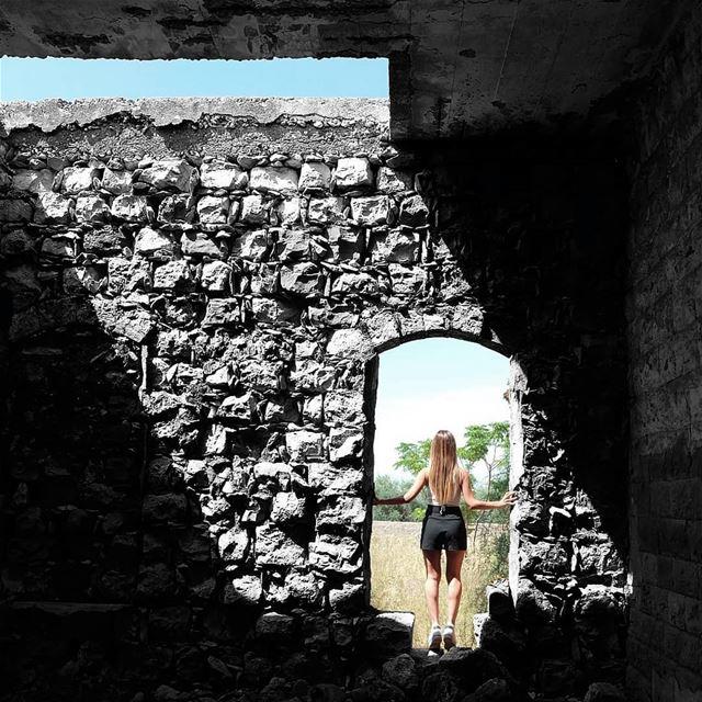 \ Abandoned \... abandoned heritage abandonedplaces ... (Zgharta)
