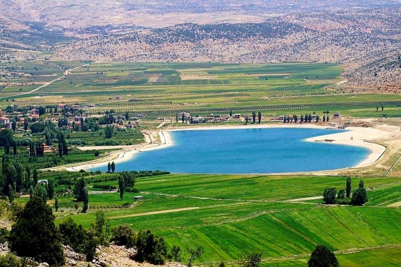 Yammouneh Lake yammouni Bekaa lake beqaa beqaavalley northbekaa ...
