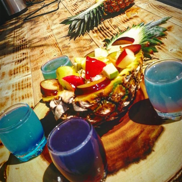 360fruitsbomb 😍@360_poolbar soft opening Sunday 8 July @marinadelso (Marina Del Sol)