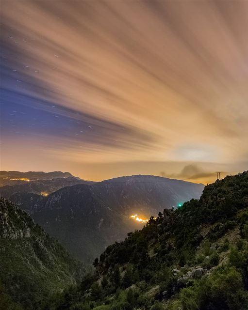 The passing clouds over Janna Lebanon induropushfurther iglebanon canon...