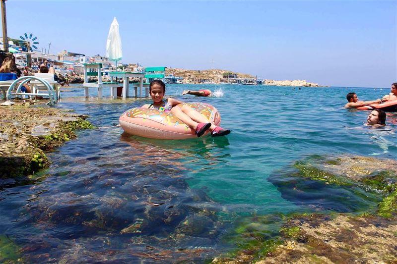 صيّف يا صيف 🌞 lebanon summer anfeh purewater ... (Tahet el-rih تحت الرّيح)