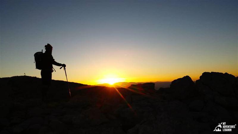 Switching from cold to warm 🌄 myadventureslebanon lebanon naturelove ...