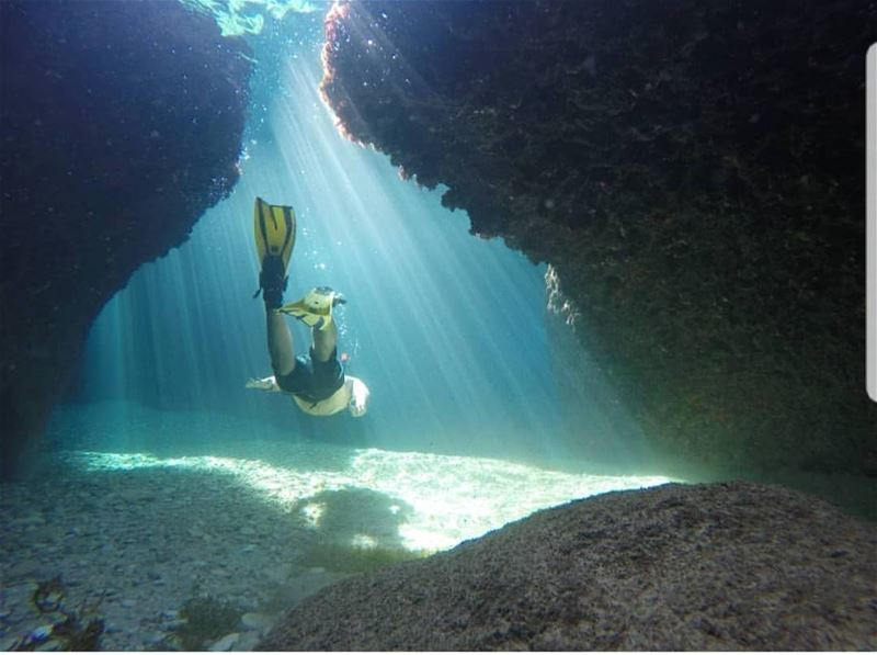 batroun kfarabida البترون_سفرة diving freedive sea mediterraneansea... (Kfar Abida)