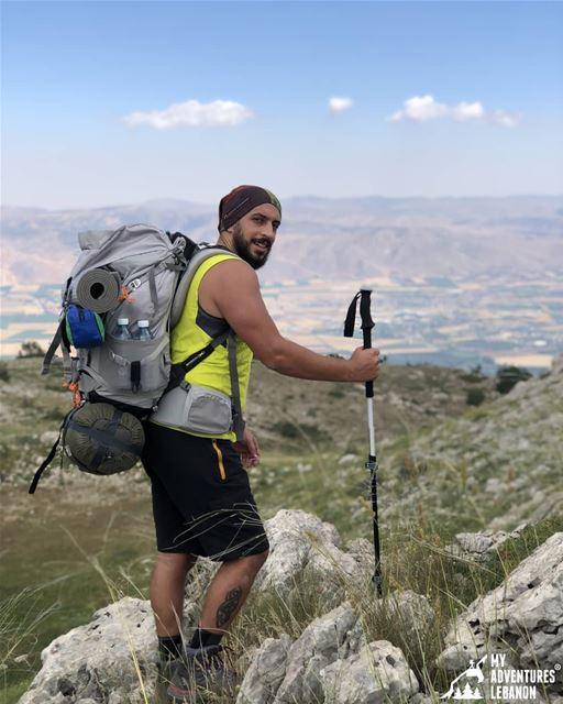 Back in action 🚶 myadventureslebanon lebanon naturelove ... (Lebanon)