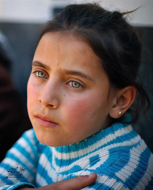 Israa Darwish, 9, who had been a Syrian refugee in Lebanon for the past...