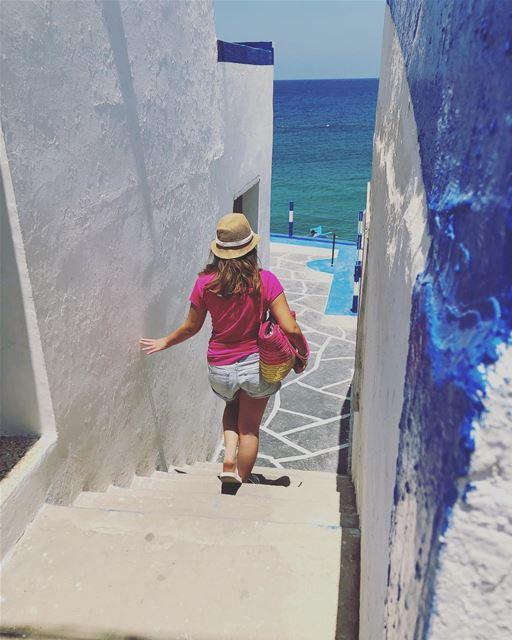 High On SunShine ☀️ 💎 sweet vacationmode meetlebanon bluewater ... (Tahet el-rih تحت الرّيح)