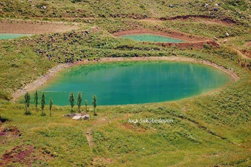 Akoura akoura mountlebanon montliban lakes artificiallake ...