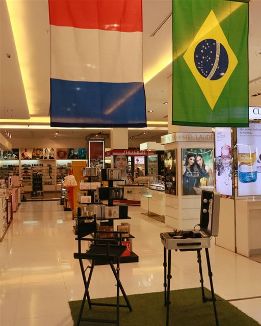 Love for the Brazilian National Team in Lebanon is unbelievable...They... (Citymall)