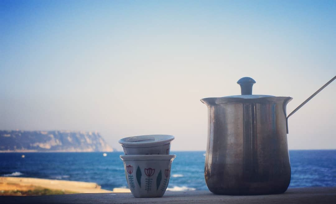 I Love The Smell Of Coffee In The Morning Even Though Im Not A Coffee... (Enfé, Liban-Nord, Lebanon)
