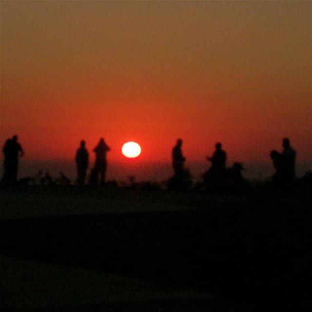 HAMANA 🌅🌇 LEBANON ________________________________________ sunset... (Hammana)