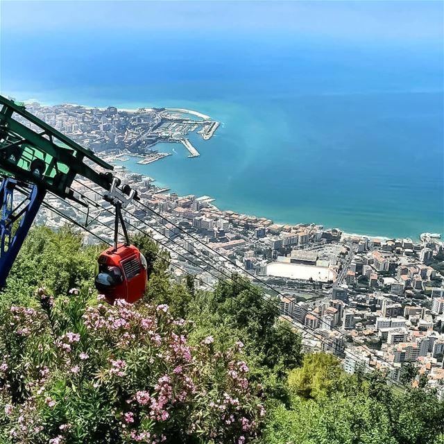 lebanoninapicture ptk_lebanon livelovebeirut insta_lebanon ... (Harîssa, Mont-Liban, Lebanon)