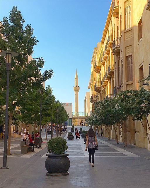 A Summer Day in Beirut 🇱🇧..... beautifullebanon livelovebeirut ... (Beirut, Lebanon)