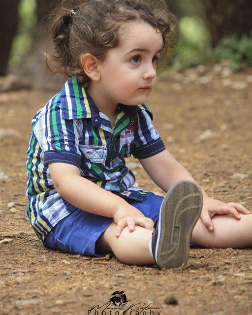 Kids photography 💞• • • chouf shoufreserve lebanon beirut protrait... (Arz el Bâroûk)