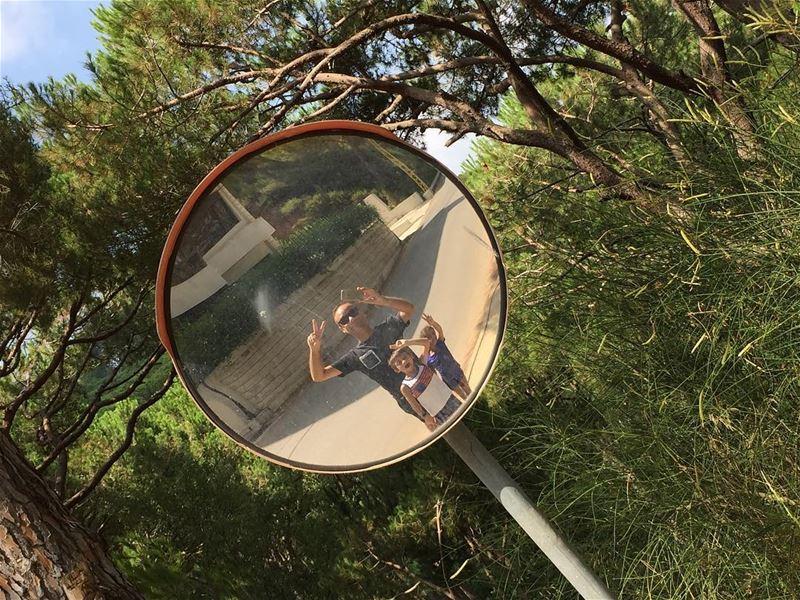 Sunny Sunday ☀️ 😎 mybrummana travel Travelgram instatravel traveling ... (Brummana)