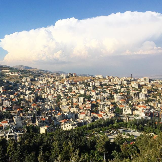 Good afternoon from zahle 🏡💚 livelovezahleh —————————————————... (Zahlé, Lebanon)