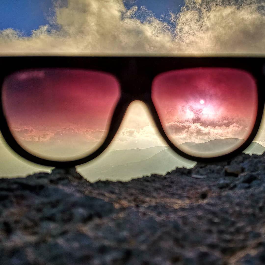 Enjoy every sunset, look forward to every sunrise 🏹..... ...... (Faraya, Mont-Liban, Lebanon)