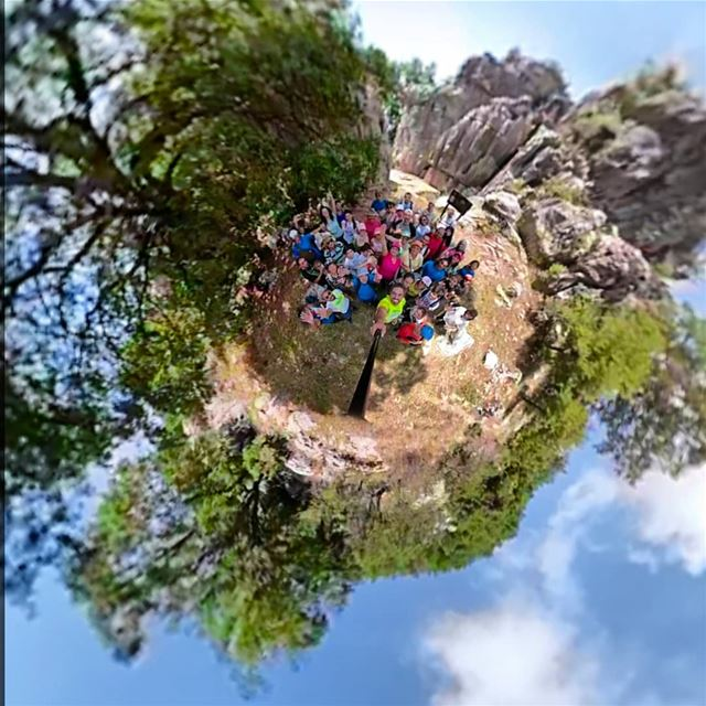 @promaxsports little planet ⚘.🌲🌲🌲🌲🌲🌲🌲🌲🌲🌲🌲.Follow @PROMAXSPOR (Jabal Moussa Biosphere Reserve)