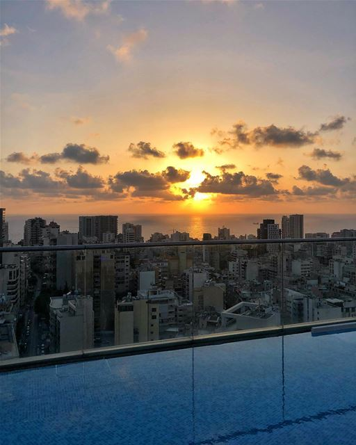 Postcard from Beirut 🌅 ... (Staybridge Suites Beirut)
