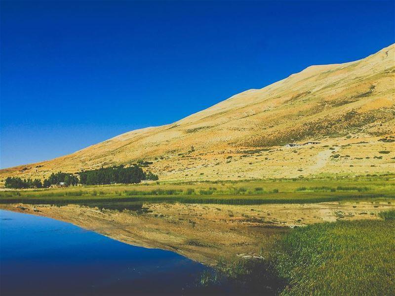 Weekend reflection!..... natgeoshot natgeotravelpic liveoutside ... (Lebanon)
