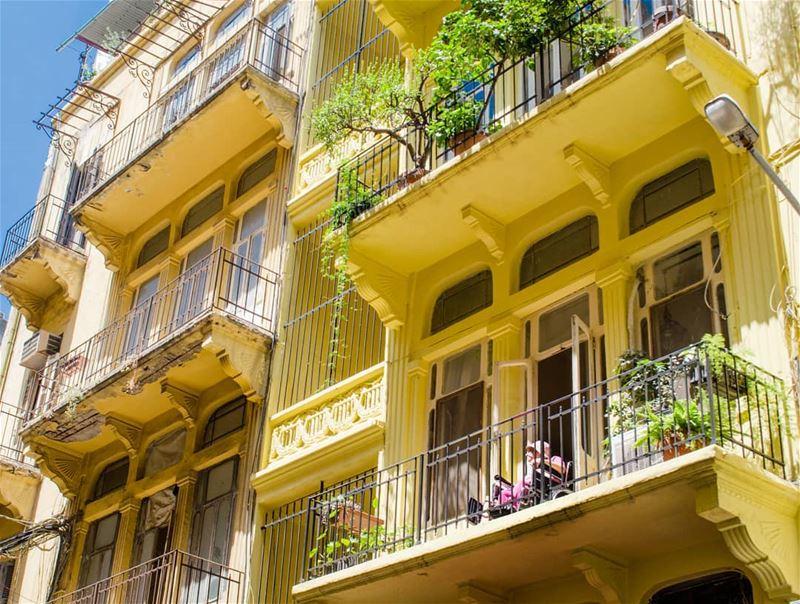 Those sunny days....... travelawesome exploretheglobe ... (Beirut, Lebanon)