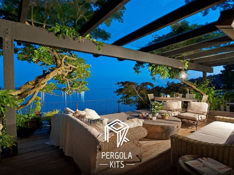Nights Like These Must be Always with Pergola Kits. HomeGoals ...