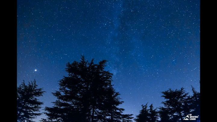 Mini timelaps 🌌🔼Hiking this Saturday🔼For more info check the link in...