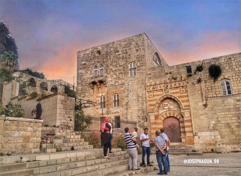 Magical DEÏR EL QAMAR ✨ ... (Deïr El Qamar, Mont-Liban, Lebanon)