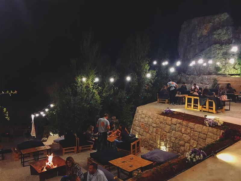 Summer breeze ✨.... lebanon lebanon_ig beirut beirutnightlife ... (Mayruba, Mont-Liban, Lebanon)