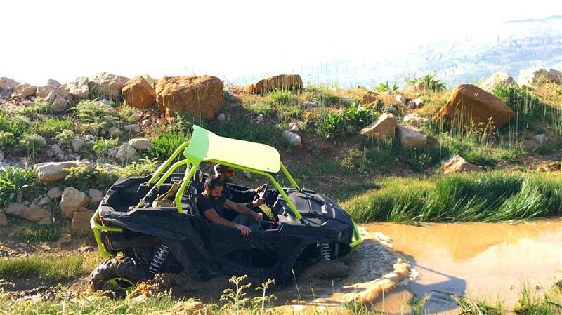 Explore Lebanon with Polaris team ! Book your preferred Off-Road vehicle...