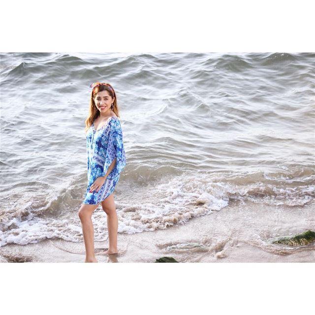 You can never have too much Beach 💙🌊 @cherinesaab @deecebythesea ...