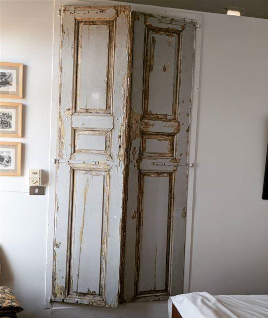 douma beitdouma lebanon lebanese doors door oldhouse oldstyle old... (Douma, Liban-Nord, Lebanon)