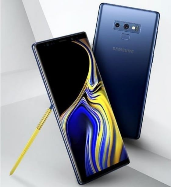 Samsung is about to unveil its Note9 flagship on the 9th of August 2018...... (Beirut, Lebanon)