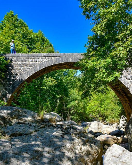 "We build too many Walls and not enough Bridges..""Isaac Newton""...📍Al... (Kasrouane)"