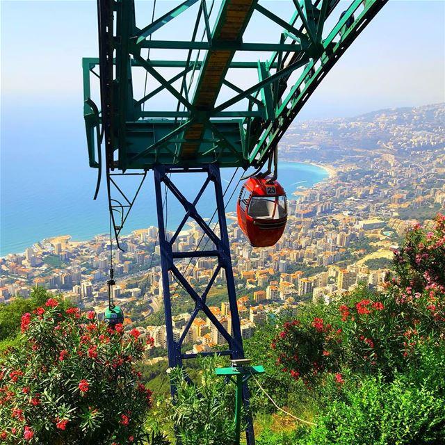harisa telfrik lovelyplace amazingplace amazingviews upabovethesky ... (Harîssa, Mont-Liban, Lebanon)