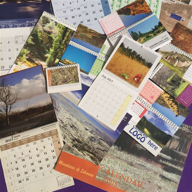 2005-201915 years of Calendars making2 to 3 models per year......