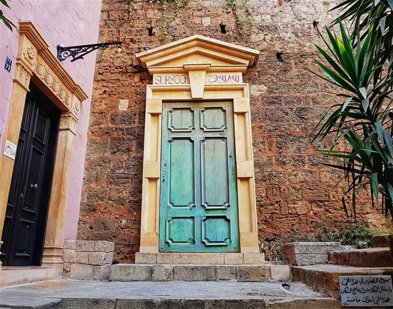 Sursock treasures in the heart of Beirut 🏰 Привет! На связи Юля. Кудрявая... (Beirut, Lebanon)