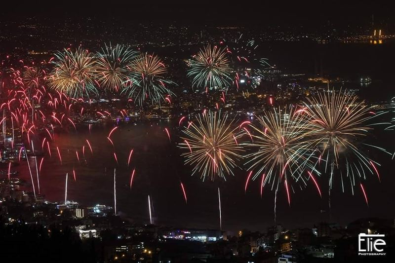 fireworks  lebanon  2018  photography  livelovejounieh  livelovelebanon ...
