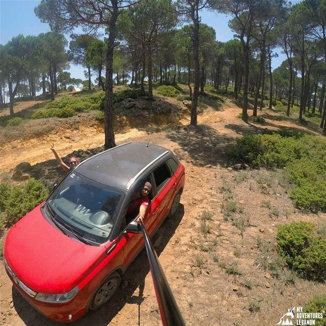 Rollin in the mountains🚙 myadventureslebanon lebanon offroad ...