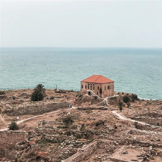 Sending postcards from Byblos 🏡 LiveloveBeirut iamatraveler shotoniphone... (Byblos, Lebanon)