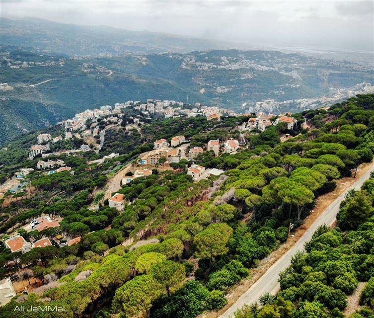 —————A.J————— sky dji mavic mavicair djimavic djimavicair drone ... (Beit Meri, Mont-Liban, Lebanon)