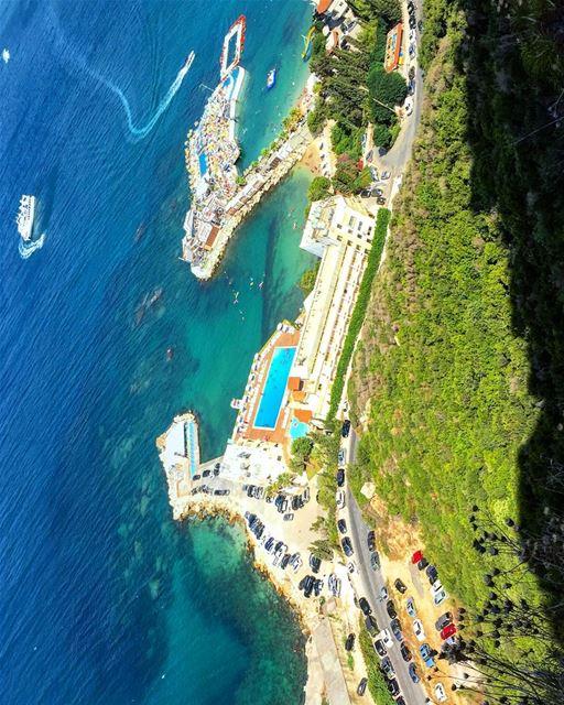 lebanon 🚣🏻♂️ summer ... (Chekka)