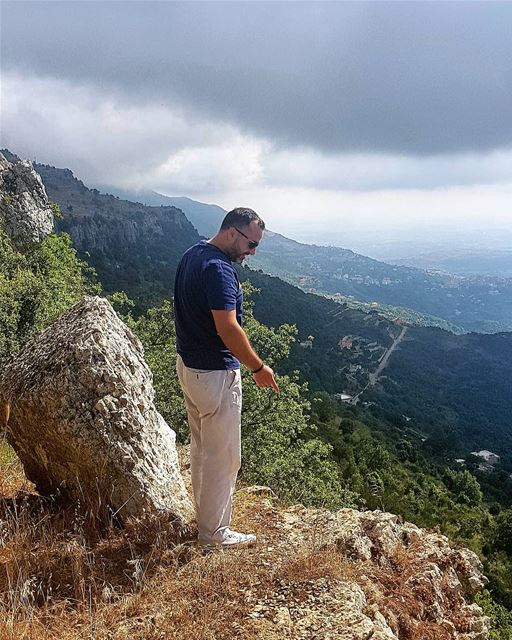 *insert inspirational quote here*... tb to that view Lebanon ...