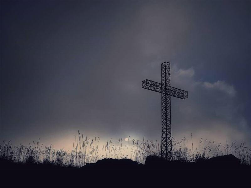 ᴊᴜsᴛ ʙᴇʟɪᴇᴠᴇ... ❤️........ tb faith cross Godisgreat THANKGOD... (Saint Charbel-Faraya)
